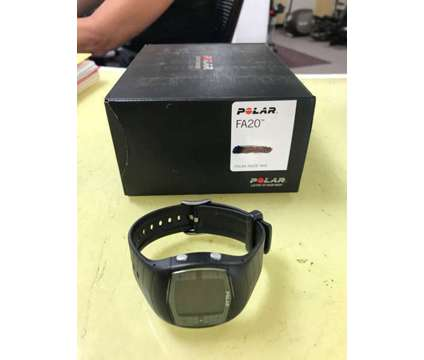 Polar Heart Rate Monitors is a Exercise Equipment for Sale in Mount Pleasant SC