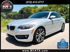 2016 BMW 2-Series 228i SULEV Coupe COUPE 2-DR