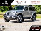 2020 Jeep Wrangler Unlimited SAHARA - Leather Seats