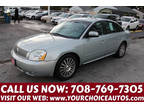 2007 Green Mercury Montego