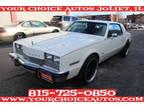 1980 White Oldsmobile Toronado
