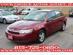2004 Red Saturn Ion