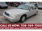 2006 Gray Mercury Grand Marquis