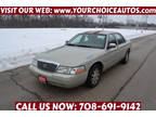 2004 Tan Mercury Grand Marquis