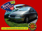 2000 Ford Windstar Gold