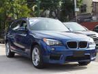 2015 BMW X1 Blue, 29K miles