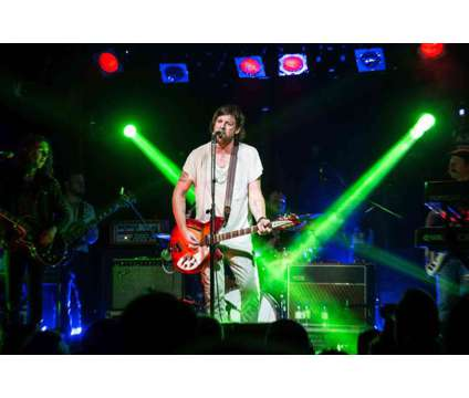 Matt Mays - Amazing Front Row Centre Floor Seats is a Concert Ticket on Nov 16 in Halifax NS