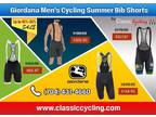 Up to 46% Discount on Giordana Men Cycling Summer Bib Shorts - ONLY at