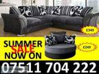 brand new Shannon corner or leather sofas