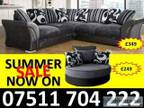 Brand new ShannonZina corner sofa and cuddle chair OR Italian