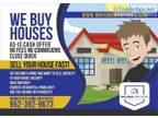 SELL YOUR HOUSE FAST Cash offer in hr or less