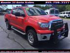 2010 Radiant Red Toyota Tundra