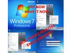 Wholesale - Windows 7 Professional Product Key - Instant