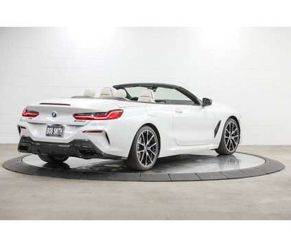 New 2019 BMW 8 Series Convertible is a White 2019 BMW 8-Series Convertible in Calabasas CA