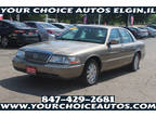 2003 Beige Mercury Grand Marquis