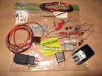 HAM Radio Assorted Mystery Parts Bag #121