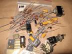 HAM Radio Assorted Mystery Parts Bag #110