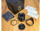 Fujifilm Fujinon Super EBC XF 14mm f/2.8 R Aspherical