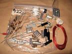 HAM Radio Assorted Mystery Parts Bag #122
