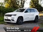 2020 Jeep Grand Cherokee Limitied - Sunroof
