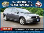 2015 Volkswagen Golf Sport Wag