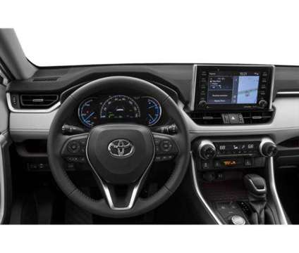 New 2019 Toyota RAV4 is a Black 2019 Toyota RAV4 4dr Car for Sale in Vancouver WA