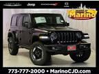 2020 Jeep Wrangler Unlimited Black, 15 miles