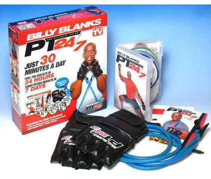 Billy Blanks Pt 24/7 is a Exercise Equipment for Sale in West Los Angeles CA