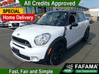 2016 Light White MINI Cooper S Countryman
