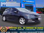 used 2017 Chevrolet Cruze for sale.