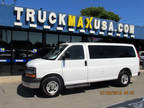 2016 Chevrolet Express 2500 LT 8 PASSENGER VAN White, CLEAN CARFAX, BACKUP CAM