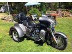 2016 Harley-Davidson FLHTCUTG-Tri-Glide-Ultra Touring in Penobscot, ME