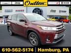 used 2017 Toyota Highlander for sale.