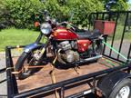 1970 Honda CB Honda CB 750 Sand cast under 17,000 miles one