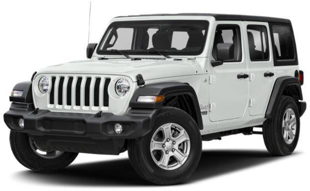 New 2020 Jeep Wrangler Unlimited 4x4