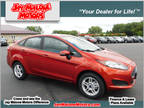 2019 Ford Fiesta Red, 20 miles