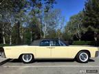 1963 Lincoln Continental Convertible Premiere