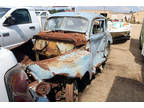 1946 Plymouth Sedan