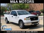 2005 Ford F-150 XLT SuperCab 2WD EXTENDED CAB PICKUP 4-DR
