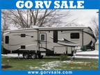 2015 Keystone Montana High Country 5th Wheel