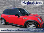 2006 Chili Red MINI Cooper S Hardtop 2 Door