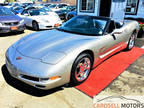 2000 Chevrolet Corvette Convertible Champagne, Manual Transmission