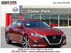 new 2020 Nissan Altima Sedan 2.0 Platinum
