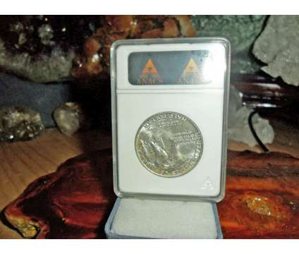 Very Rare 1925-P Stone Mountain Silver Commemorative Half Dollar MS 65 ANACS is a Coins for Sale in New York NY