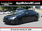 2005 BMW 5-Series Black, 146K miles