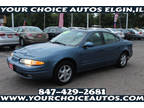 1999 Blue Oldsmobile Alero