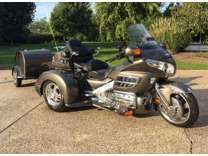 2009 1800cc Goldwing trike