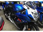 2014 Suzuki GSX-R600 Sportbike in Baldwinville, MA