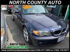 2005 BMW 3-Series 325i Sedan SEDAN 4-DR
