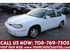1999 White Oldsmobile Cutlass